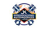 REPRESENTACIONES AUTOMOTRICES